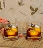 Ocean Tango Rock 350 ML Whisky Glasses - Set of 6