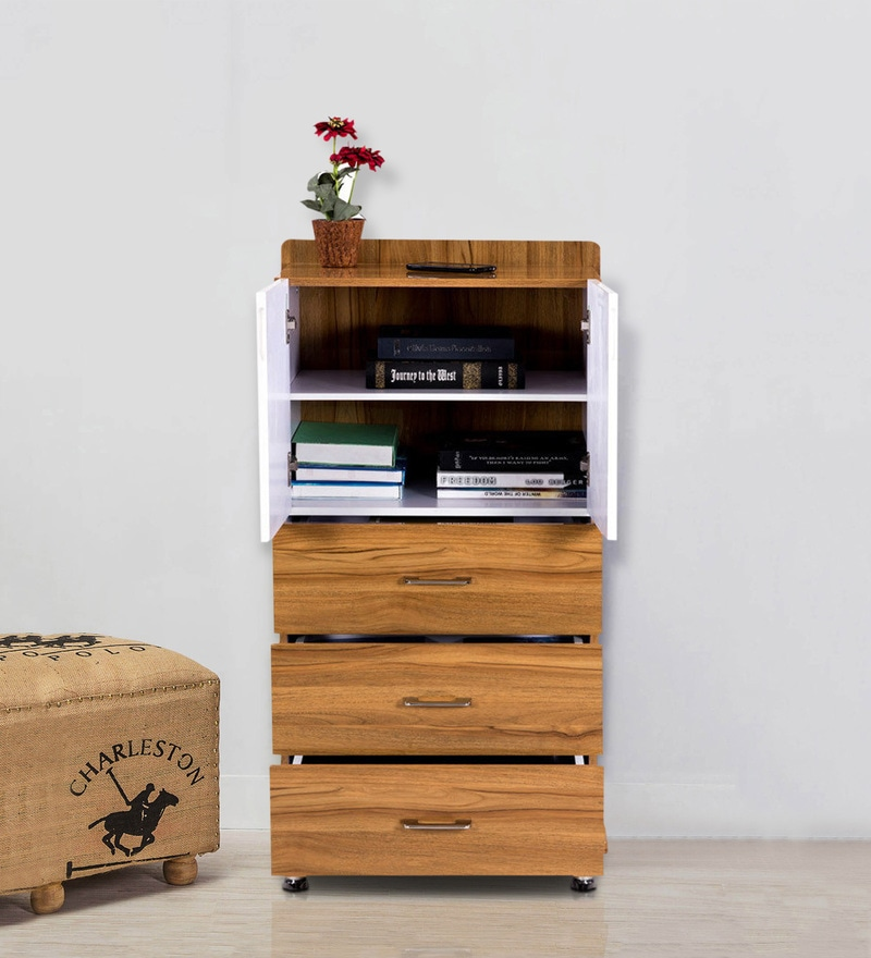 Olive Chest of Drawers by Royal Oak
