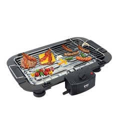 Electric Barbeque Grill Model No Bg7001