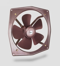 Spring Air 300 mm 5 Blade Exhaust Fan Brown