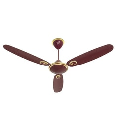 Orpat Air Cool Dx 1200 Mm Brown Ceiling Fan