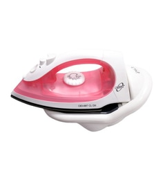 Orpat OEI-687 CL DX Pink Electric Steam Iron