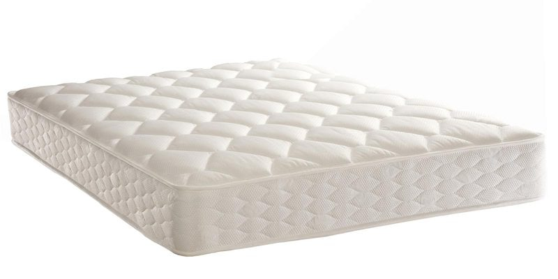 Orthorest Dual Comfort 4 Inches Thick Firm & Soft Foam Mattress by Solatium