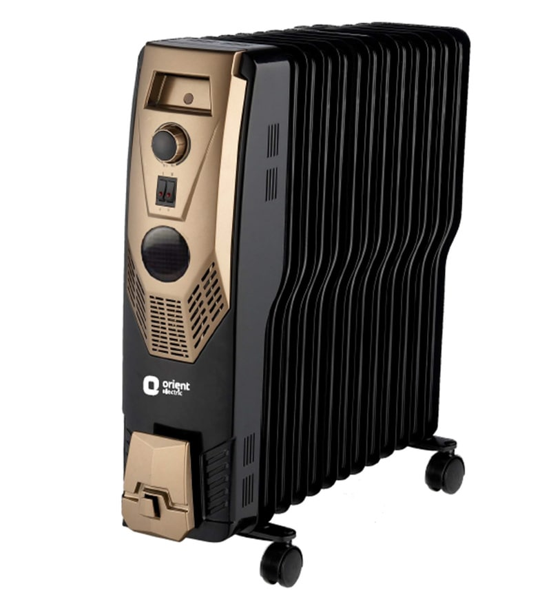 Orient 13 Fins 2900-Watt Oil Filled Room Heater