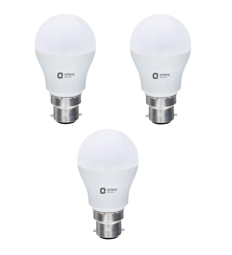 Orient Eternal Shine White 14W LED Bulbs - Set of 3