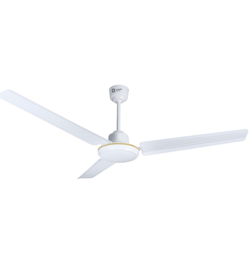 Orient New Air White 600mm Ceiling Fan