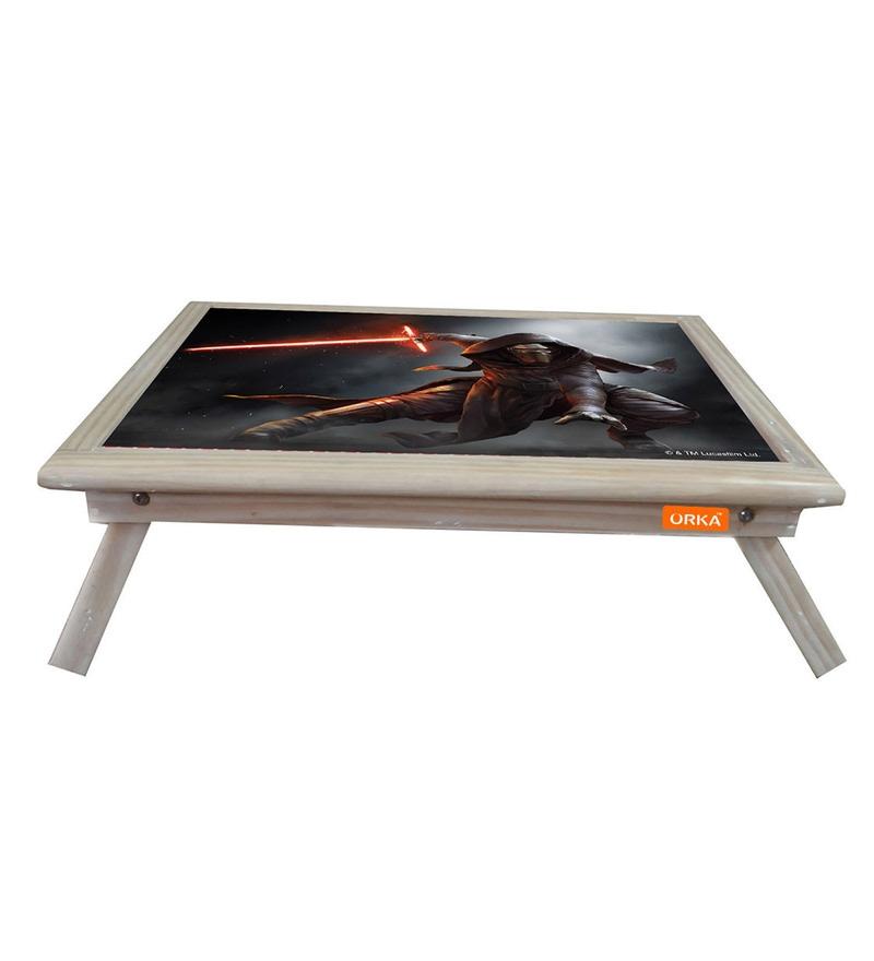 Licensed Darth Vader Digital Printed Folding Laptop Table by Orka