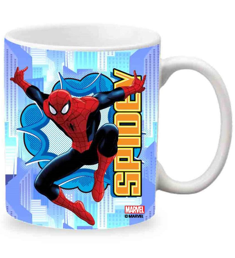 Licensed Spidey Colourful Digital Printed Coffee Mug
