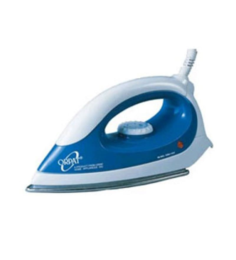 Orpat OEI-157 Blue Electric Dry Iron