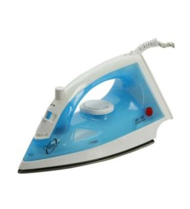 Orpat OEI-607 Blue Electric Steam Iron