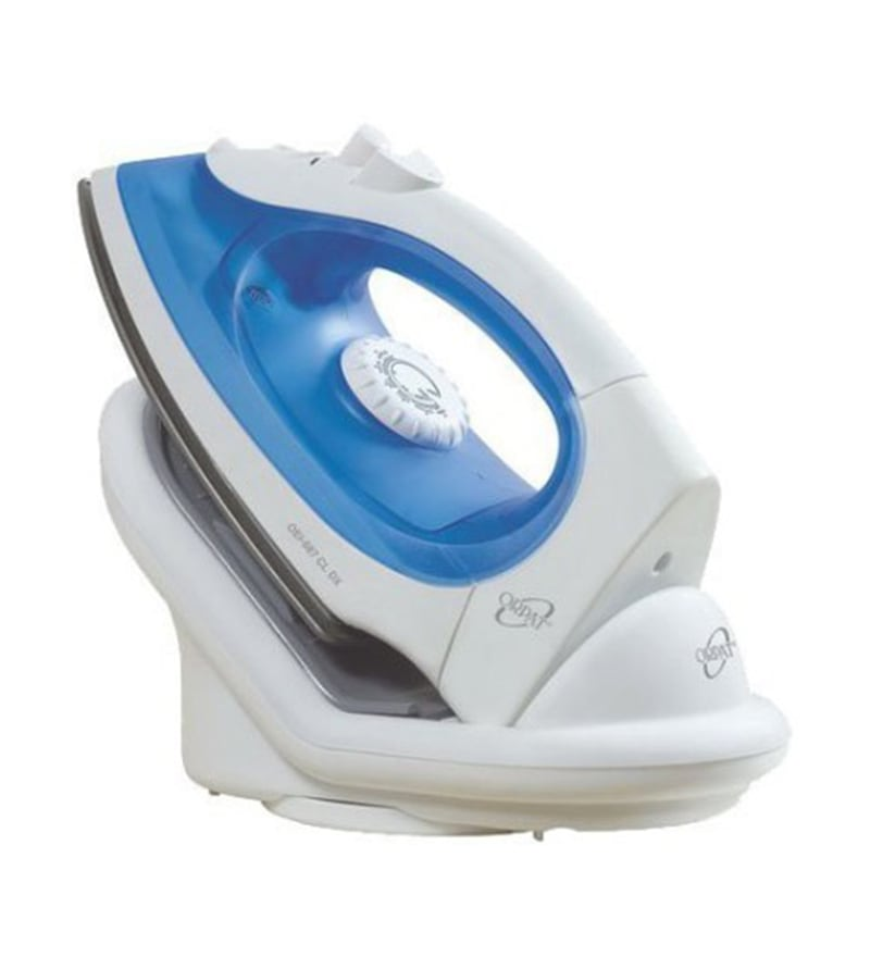 Orpat OEI-687 CL DX Blue Electric Steam Iron