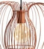Copper Iron Camille Hanging Lamp by Orange Tree