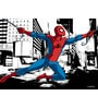 Amazing Spiderman Digital Printed Folding Laptop Table by Orka