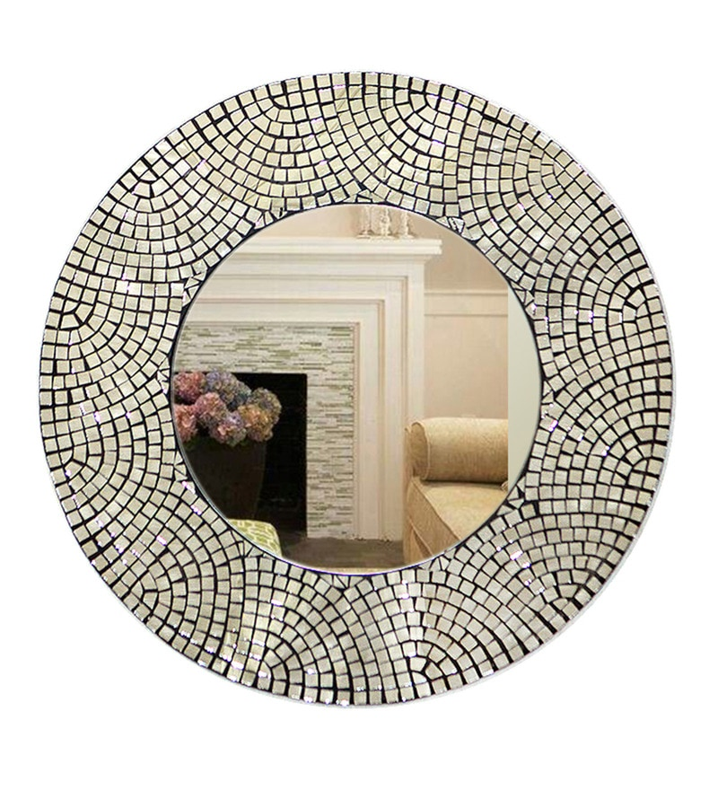 art gl mirror mirror large modern art deco rec