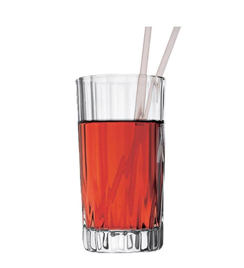 Pasabahce Antalya 335 ML Long Glass - Set of 6