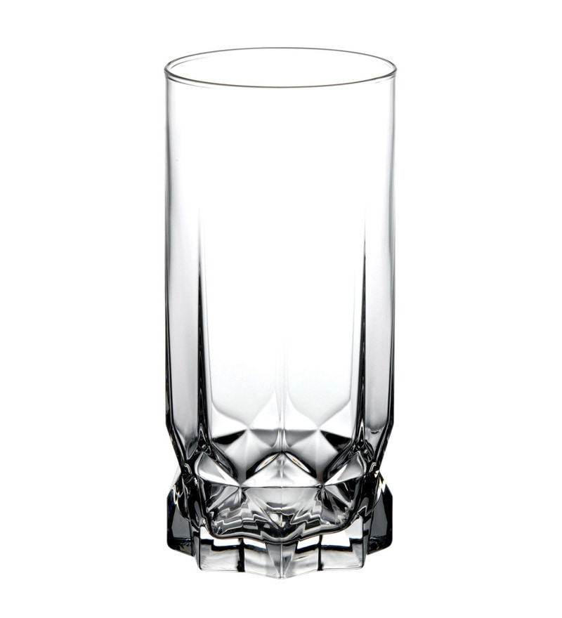 Pasabahce Future Glass 325 ML Long Glass - Set of 6