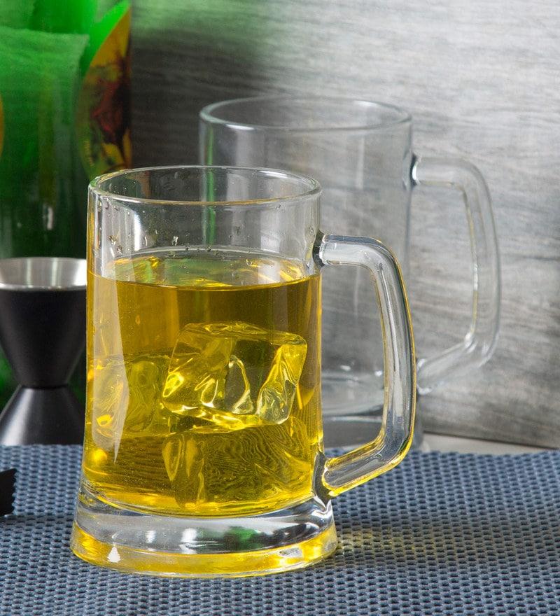 Pasabahce Pub 500 ML Beer Mug - Set of 2