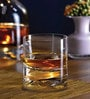 Pasabahce Nude 300 ML Arch Whisky Tumbler Glasses - Set of 2
