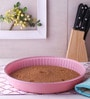 Pasabahce Ovenware Pink Stainless Steel Baking Dish