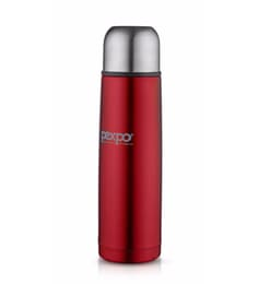 Pexpo Ideale Flamingo Stainless Steel 750 ML Vacuum Insulated Bottle - 1658250
