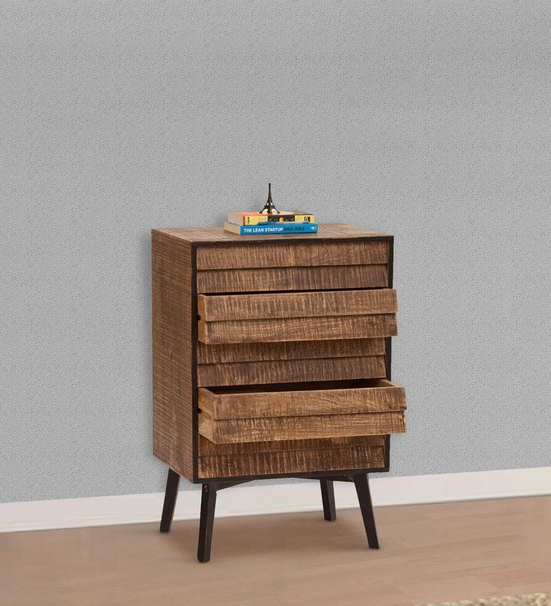 Peoria Chest Of Drawers in Dual Tone by The ArmChair