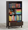 Philips Book Shelf in Brown Colour by Asian Arts