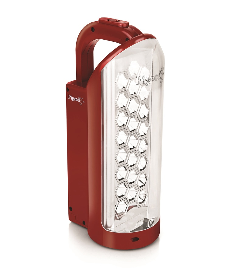 Pigeon 11-Watt Red Emergency Light