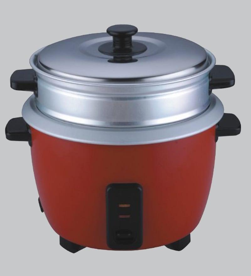 09172ba46 Buy 1025 W Aluminium Electric Cooker (Silver)- 4.2 Ltr Online ...