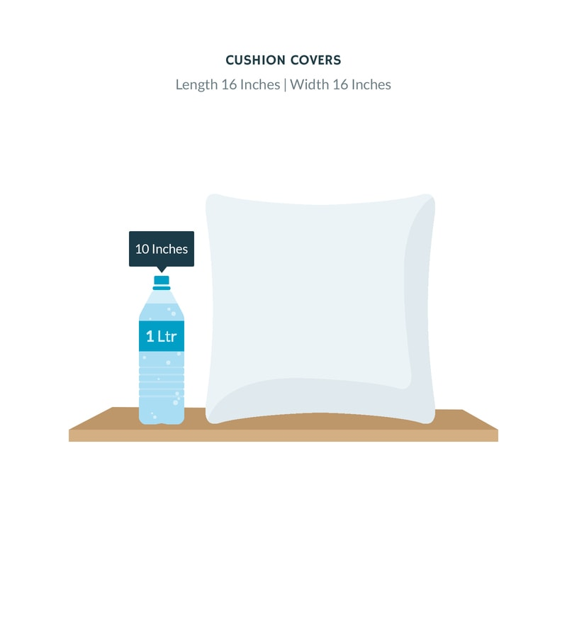 Buy Slogan Silk 16 X 16 Inch Cushion Cover By Stybuzz