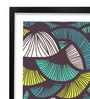 Pickypomp Paper 8 x 12 Inch Abstract Framed Wall  Digital Art Print