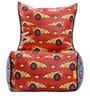Pixar Cars 95 Kids Bean Bag Cover in Multicolour by Orka