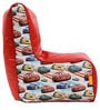 Pixar Cars Kids Bean Bag Cover in Multicolour by Orka