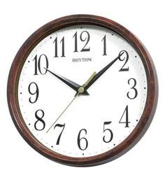 Plastic 7.1 X 1.7 X 7.1 Inch Wall Clock & Table Type Clock Silent Silky Move Clock
