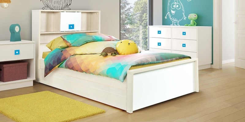 McPlay Kids Single Bed by Mollycoddle