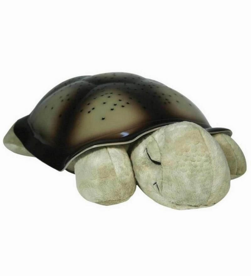 Turtle Projector Night Lamp in Green Colour by Planet of Toys