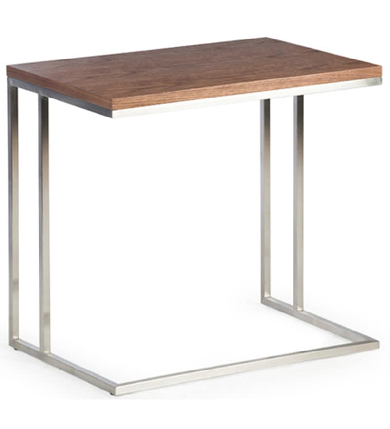Plano Side Table in Brown Colour by HomeHQ