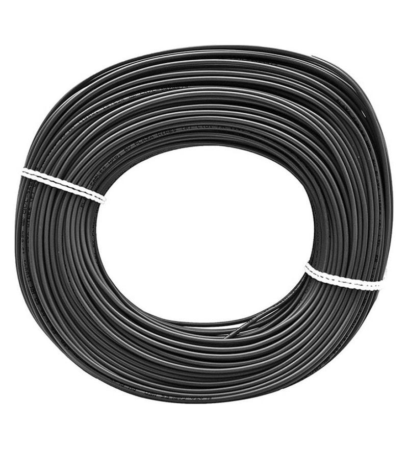 Buy Havells Black 90 Metres Lifeline Cable (Model: WHFFDNKA11X0 ...