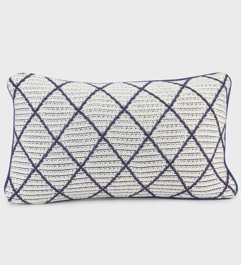 Ethan Recatangle Cushion by Pluchi
