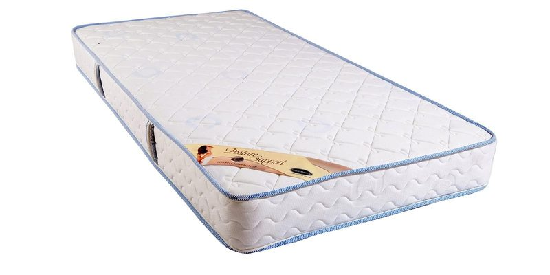 Posture Support Queen Size (72 X 60) 7.5 Inches Thick Bonnell Spring Mattress by Englander