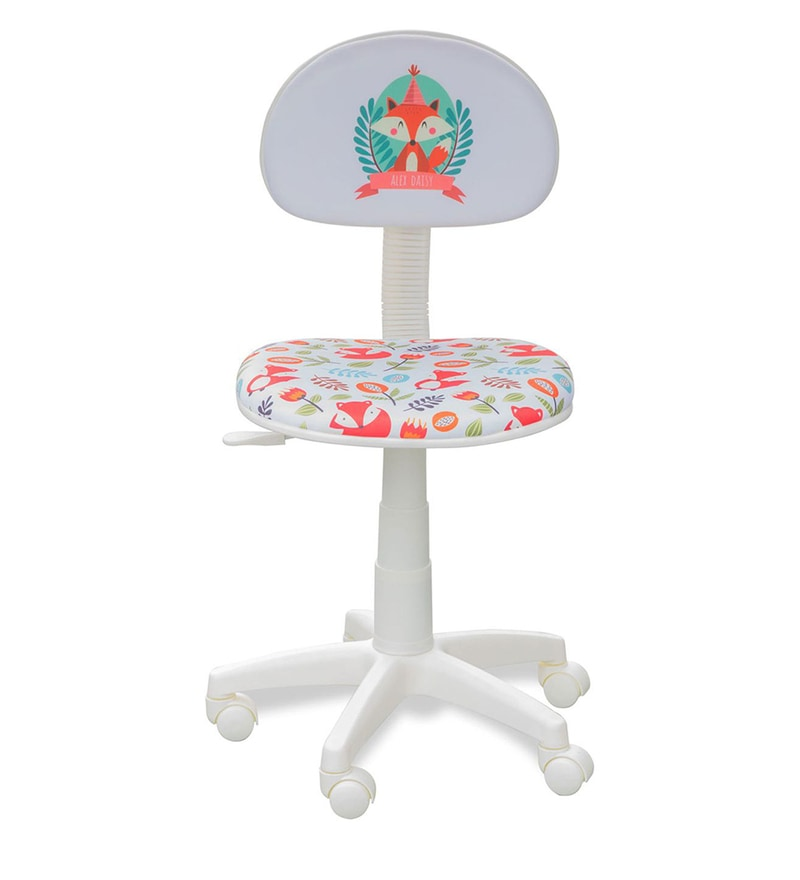 052115daf2f3e7 Buy Polo Study Chair in White by Alex Daisy Online - Kids Chairs ...