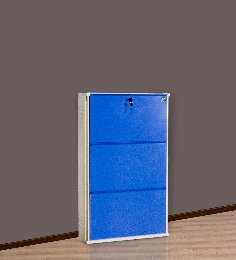 24 Inches Three Door Powder Coated Wall