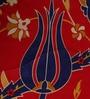 Portico New York Multicolour Nature & Florals Cotton Queen Size Comforter