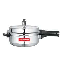 Premier Netraa Aluminium 6 L Pressure Cooker