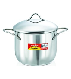 Prestige Exclusive Stainless Steel 1.5 L Deep Pot With Lid
