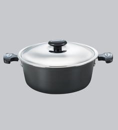 Prestige Hard Anodised & Non Stick Serve Pot With Lid