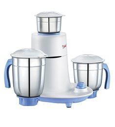 Prestige Mist 550 Watt Mixer Grinder With 3 Jars