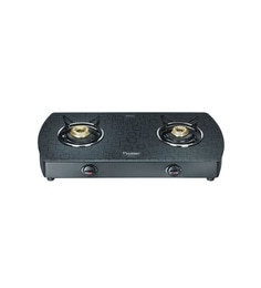 Prestige Premia GTS02D 2-burner Glass Cooktop