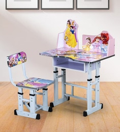 Princess Study Desk U0026 Chair Set