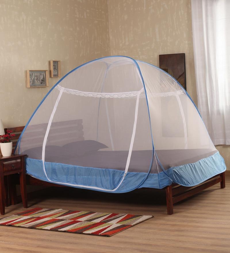 Prc Net Terylene Double Bed Mosquito Net