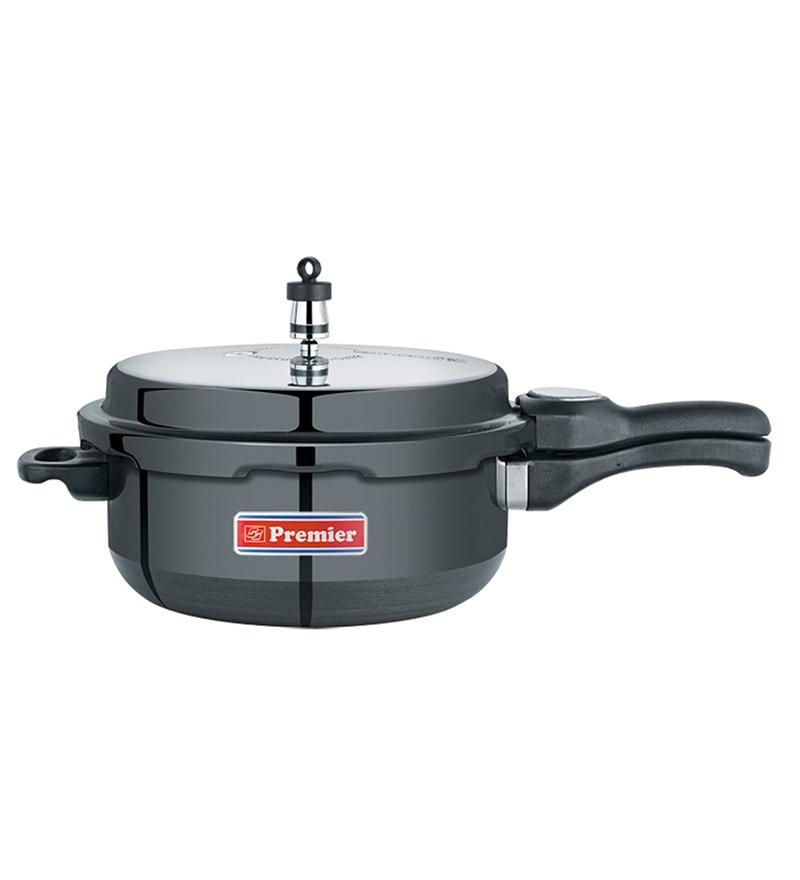 Premier Aluminium 5.5 L Pressure Cooker